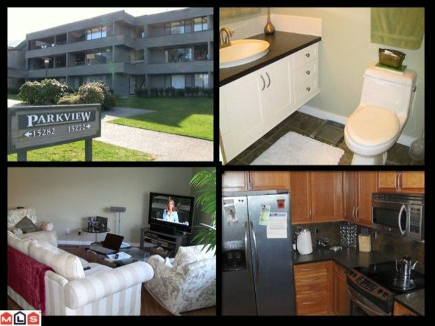 "Main Photo: 201 15272 19TH Avenue in Surrey: King George Corridor Condo for sale in ""BAKERVIEW PARK"" (South Surrey White Rock)  : MLS®# F1007989"