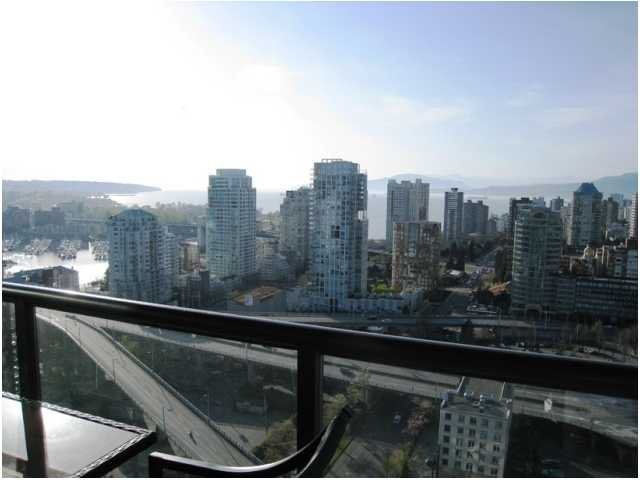 "Main Photo: 3007 501 PACIFIC Street in Vancouver: Downtown VW Condo for sale in ""THE 501"" (Vancouver West)  : MLS®# V823610"