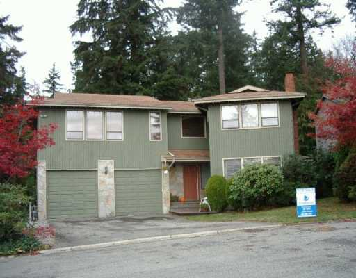 """Main Photo: 1411 DOGWOOD PL in Port Moody: Mountain Meadows House for sale in """"MOUNTAIN MEADOWS"""" : MLS®# V564024"""