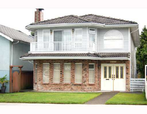 Main Photo: 4150 TRIUMPH Street in Burnaby: Vancouver Heights House for sale (Burnaby North)  : MLS®# V738237