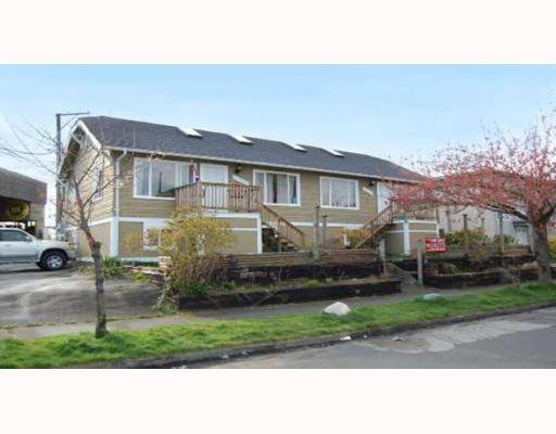 Main Photo: 3265 ST CATHERINES Street in Vancouver: Fraser VE House for sale (Vancouver East)  : MLS®# V771450