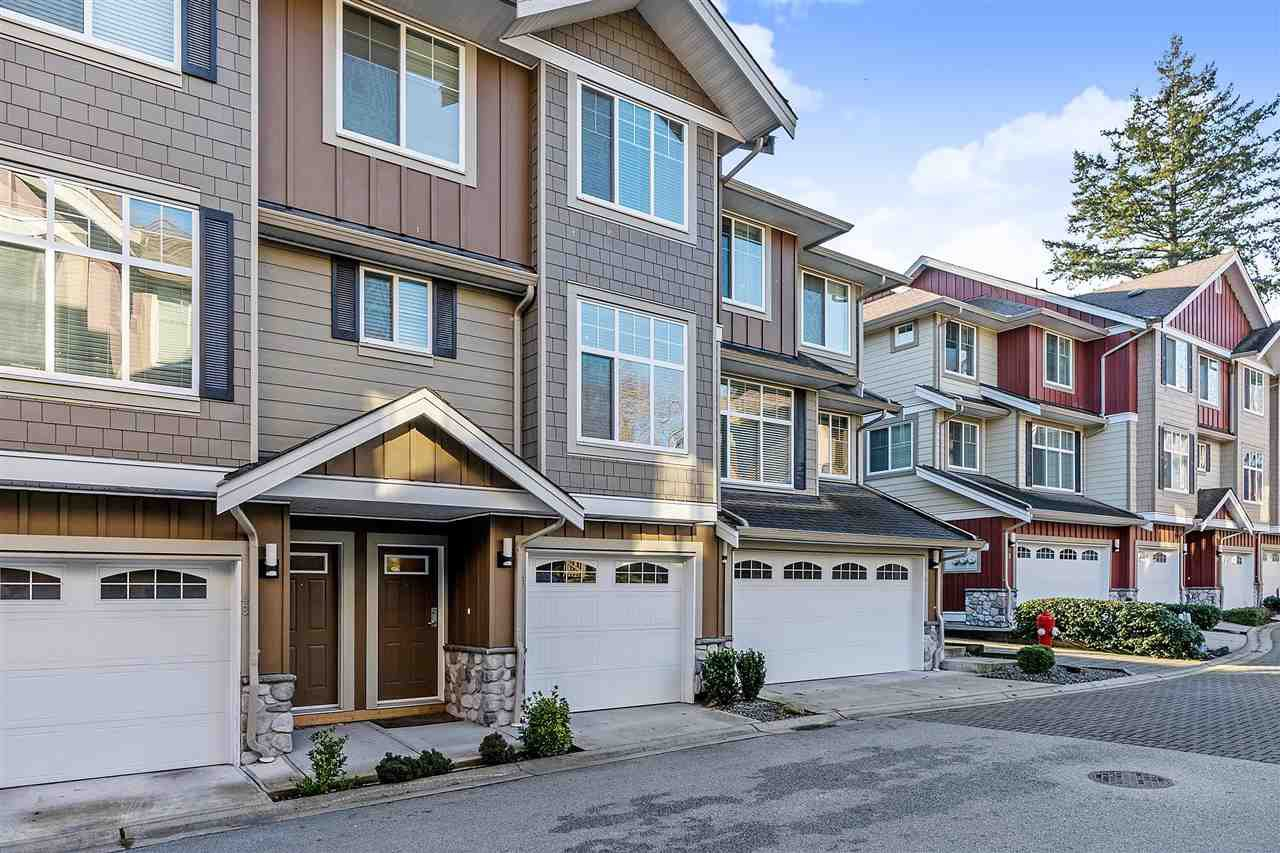 "Main Photo: 49 3009 156 Street in Surrey: Grandview Surrey Townhouse for sale in ""KALLISTO"" (South Surrey White Rock)  : MLS®# R2421307"
