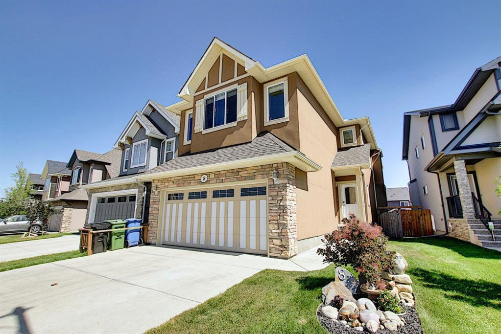 Main Photo: 8 SAGE MEADOWS Circle NW in Calgary: Sage Hill Detached for sale : MLS®# A1013318