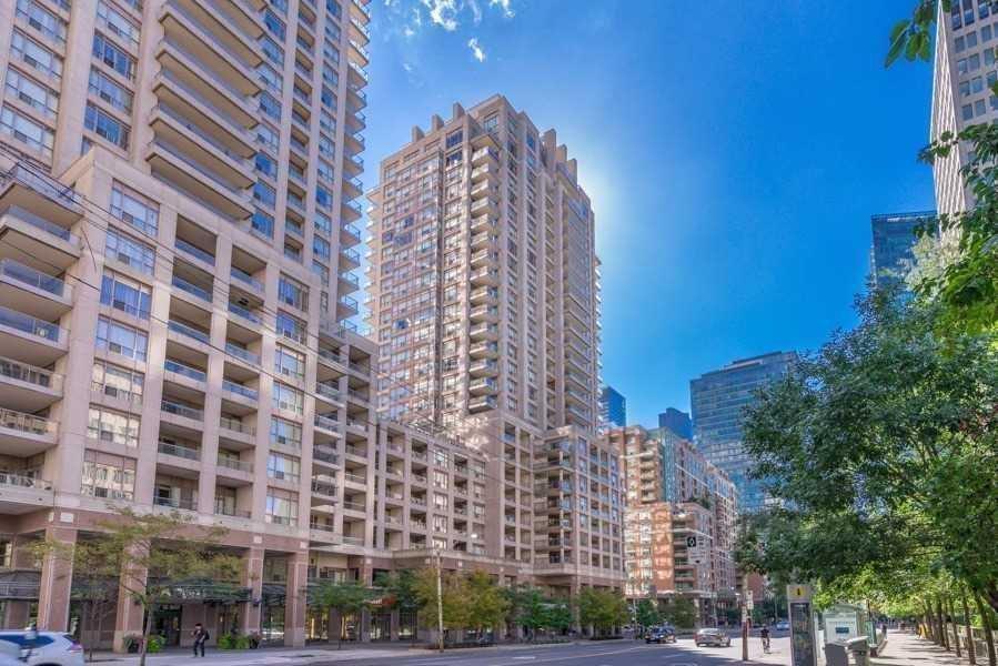 Main Photo: 1204 909 Bay Street in Toronto: Bay Street Corridor Condo for sale (Toronto C01)  : MLS®# C4960742
