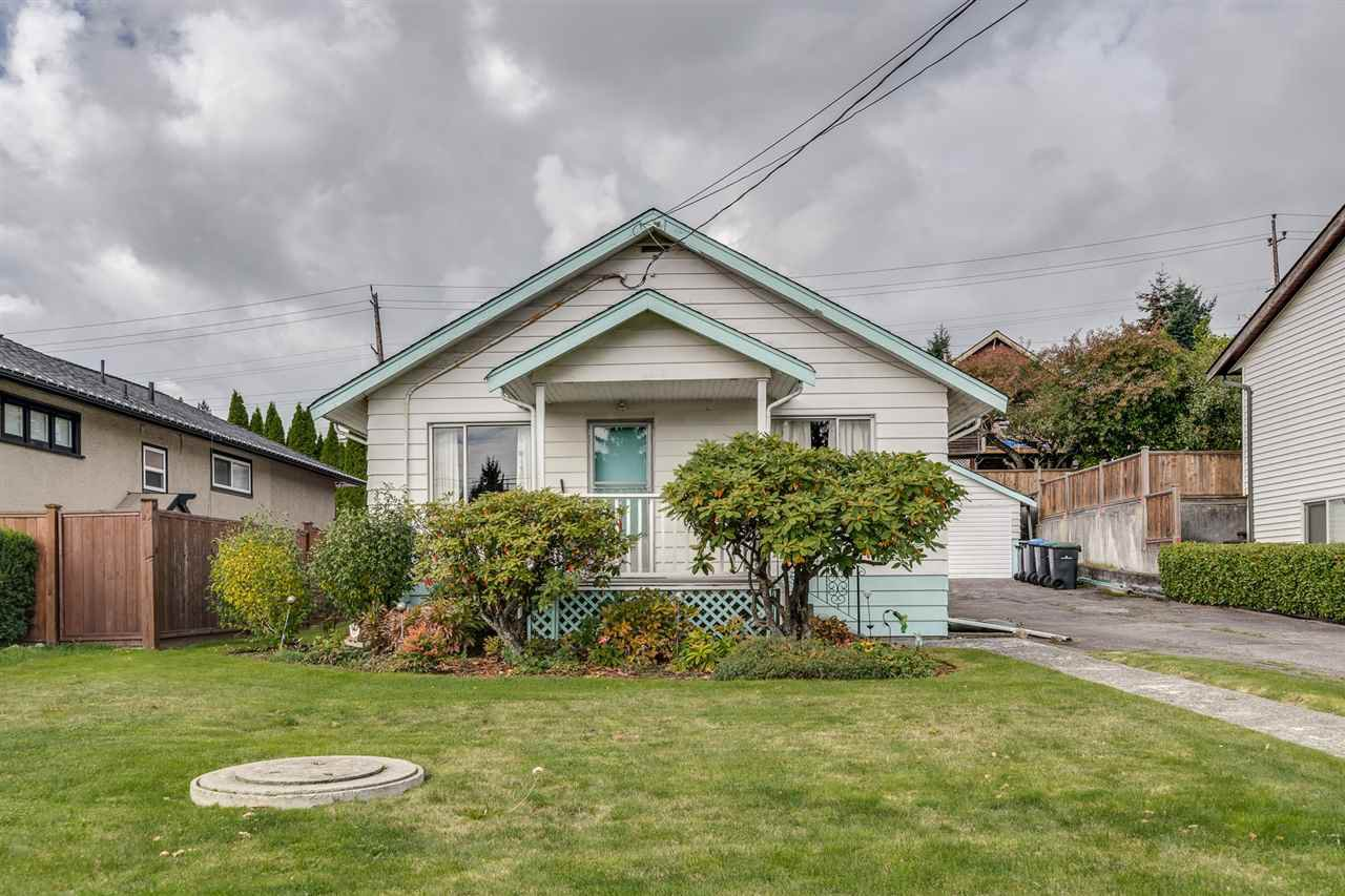 Main Photo: 219 BLACKMAN STREET in New Westminster: GlenBrooke North House for sale : MLS®# R2511037