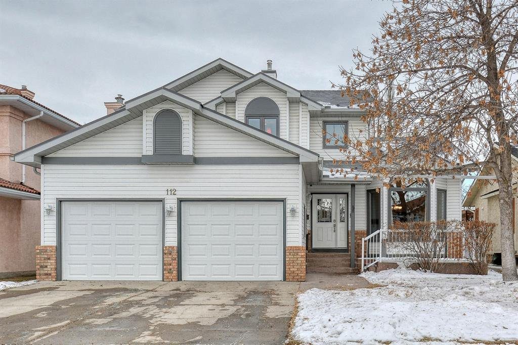 Main Photo: 112 Hampshire Close NW in Calgary: Hamptons Detached for sale : MLS®# A1051810