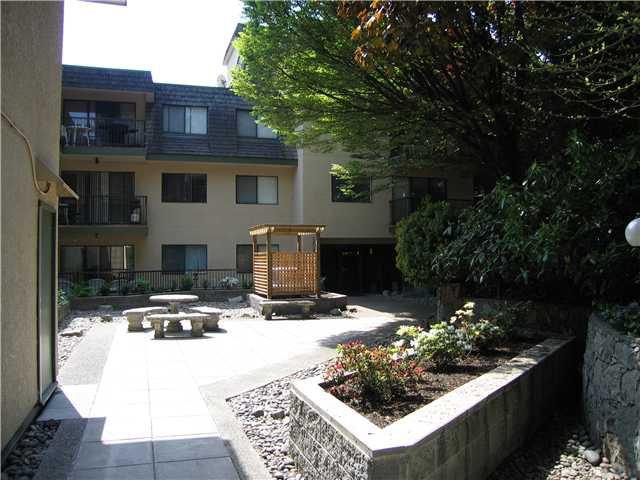 """Main Photo: 106 466 E 8TH Avenue in New Westminster: Sapperton Condo for sale in """"PARK VILLA"""" : MLS®# V829542"""