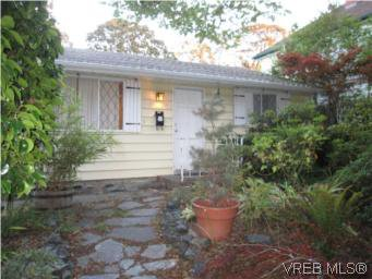 Main Photo: 2221 Belmont Ave in VICTORIA: Vi Fernwood House for sale (Victoria)  : MLS®# 553093