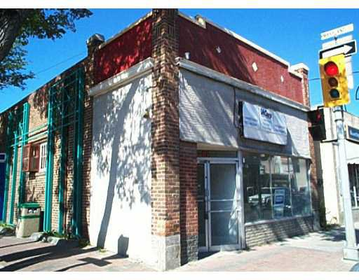 Main Photo: 615 ELLICE Avenue in WINNIPEG: West End / Wolseley Industrial / Commercial / Investment for sale (West Winnipeg)  : MLS®# 2110394