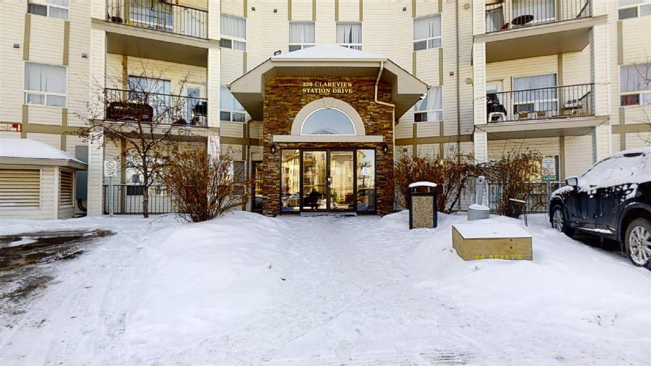 Main Photo: 2121 320 Clareview Station Dr. Drive NW in Edmonton: Zone 35 Condo for sale : MLS®# E4192513