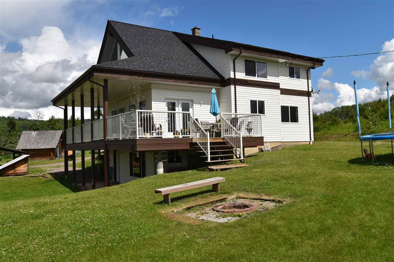 Main Photo: 14320 W 16 Highway in Smithers: Smithers - Rural House for sale (Smithers And Area (Zone 54))  : MLS®# R2471491