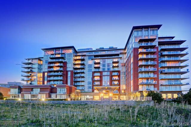 Main Photo: 307 100 Saghalie Rd in : VW Songhees Condo Apartment for sale (Victoria West)  : MLS®# 851124