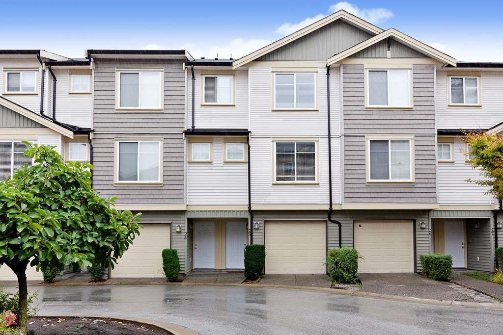 Main Photo: 25 8633 159 STREET SURREY, BC Street in Surrey: Fleetwood Tynehead Townhouse for sale : MLS®# R2502095