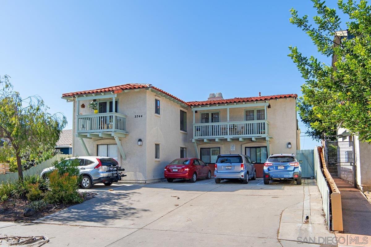 Main Photo: NORTH PARK Condo for sale : 1 bedrooms : 3744 Grim Ave #7 in San Diego