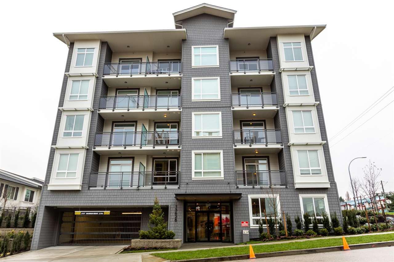 Main Photo: 213 13628 81A Avenue in Surrey: East Newton Condo for sale : MLS®# R2523885