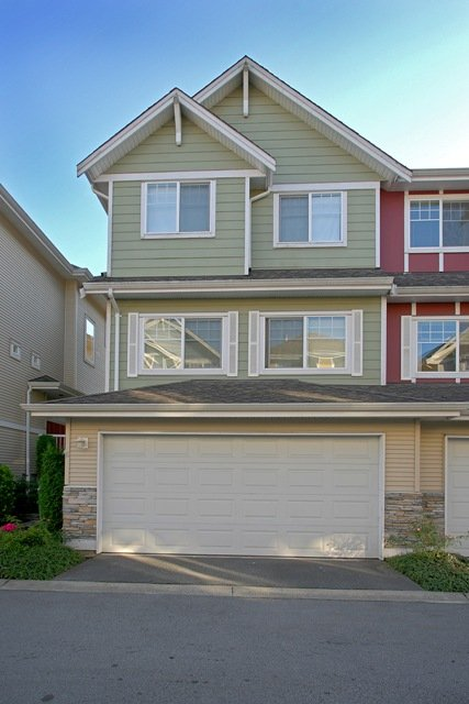 "Main Photo: 6 1108 RIVERSIDE Close in Port Coquitlam: Riverwood Townhouse for sale in ""HERITAGE MEADOWS"" : MLS®# V791486"