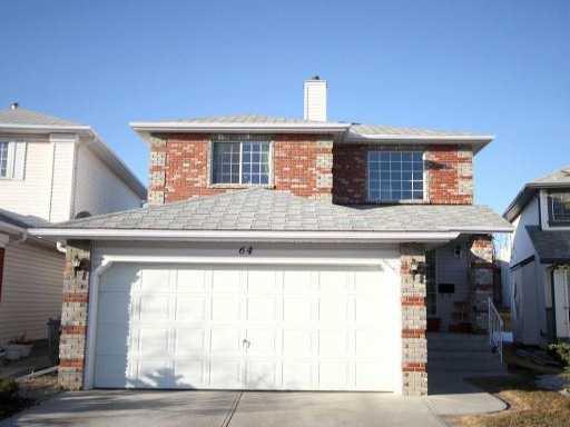 Main Photo: 64 CITADEL Close NW in CALGARY: Citadel Residential Detached Single Family for sale (Calgary)  : MLS®# C3414409