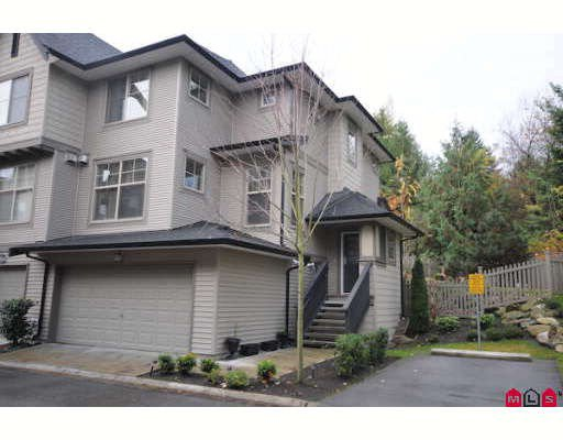 "Main Photo: 49 15152 62A Avenue in Surrey: Sullivan Station Townhouse for sale in ""Uplands"" : MLS®# F2831409"