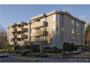 Main Photo: 301 1580 Christmas Ave in VICTORIA: SE Mt Tolmie Condo Apartment for sale (Saanich East)  : MLS®# 489978