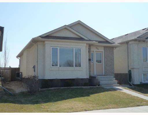 Main Photo: 180 REDONDA Street in WINNIPEG: Transcona Residential for sale (North East Winnipeg)  : MLS®# 2907150