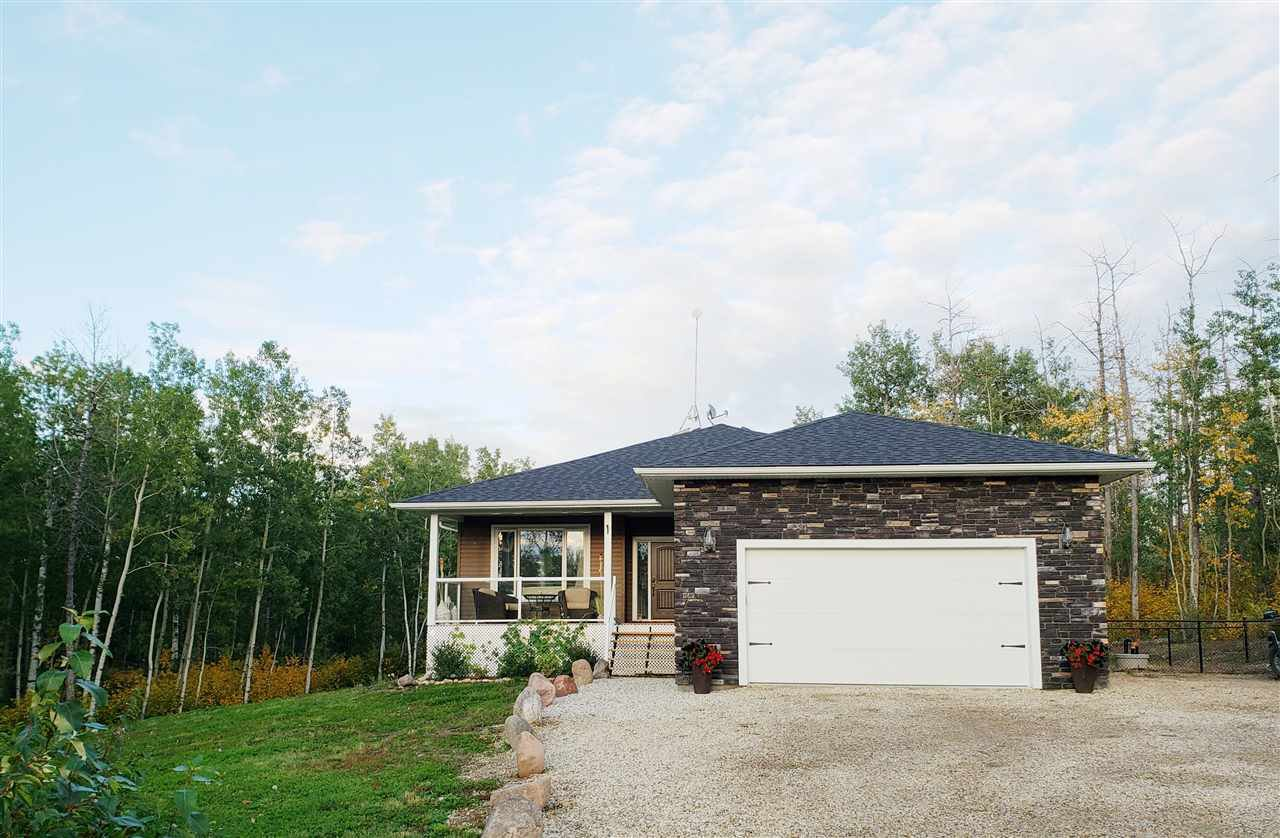 Main Photo: 119 54406 Range Road 15: Rural Lac Ste. Anne County House for sale : MLS®# E4183114