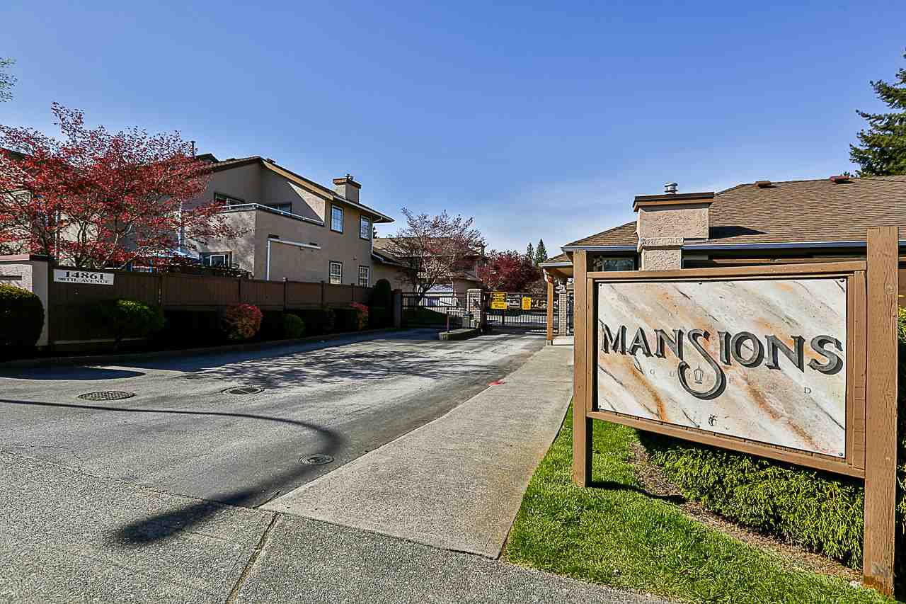 Main Photo: 136 14861 98 AVENUE in Surrey: Guildford Townhouse for sale (North Surrey)  : MLS®# R2432865