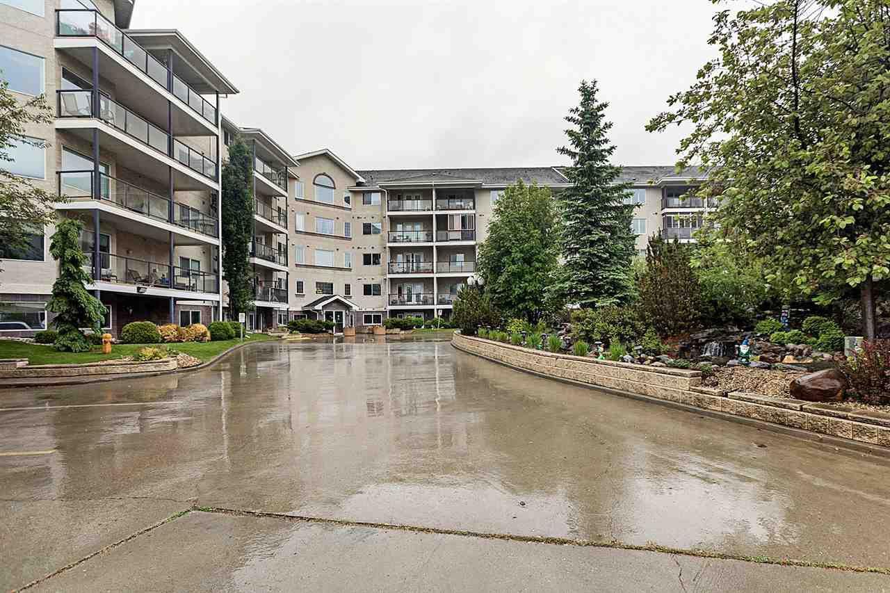 Main Photo: 314 261 YOUVILLE Drive E in Edmonton: Zone 29 Condo for sale : MLS®# E4202607