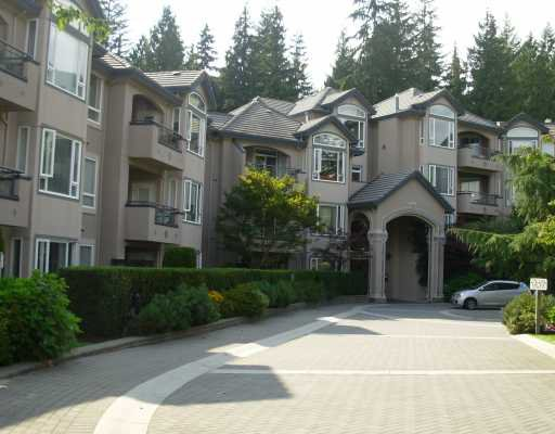 """Main Photo: 308 3280 PLATEAU Boulevard in Coquitlam: Westwood Plateau Condo for sale in """"CAMELBACK"""" : MLS®# V783700"""