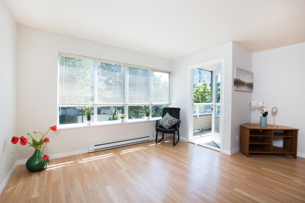 """Main Photo: 213 4990 MCGEER Street in Vancouver: Collingwood VE Condo for sale in """"CONNAUGHT"""" (Vancouver East)  : MLS®# R2480373"""