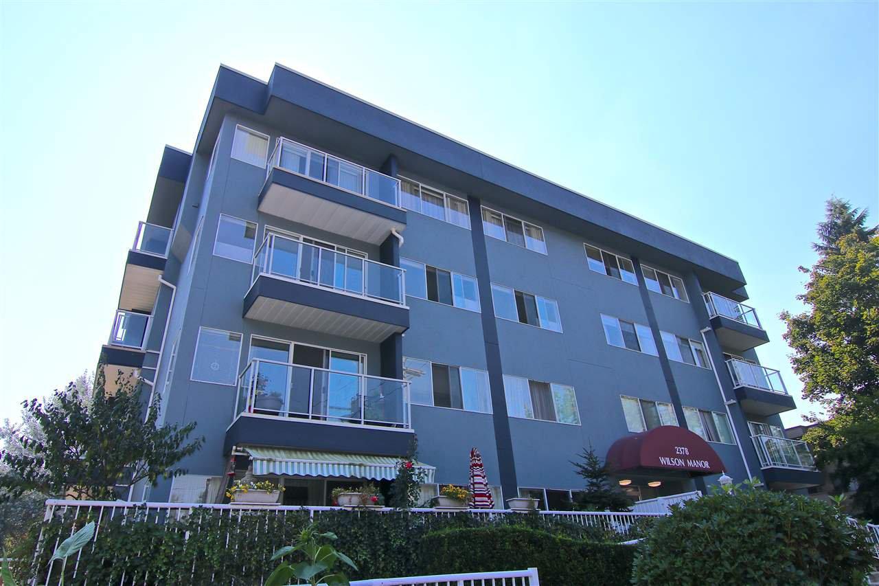 "Main Photo: 401 2378 WILSON Avenue in Port Coquitlam: Central Pt Coquitlam Condo for sale in ""WILSON MANOR"" : MLS®# R2495375"