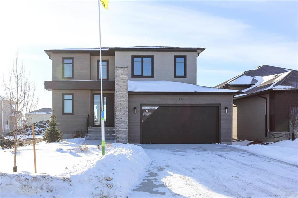 Main Photo: 74 Tanager Trail in Winnipeg: Sage Creek Residential for sale (2K)  : MLS®# 202100832