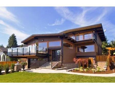 Main Photo: 533 BEACHVIEW DR in North Vancouver: House for sale (Canada)  : MLS®# V661641