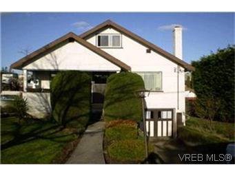 Main Photo:  in VICTORIA: SW Tillicum House for sale (Saanich West)  : MLS®# 419838