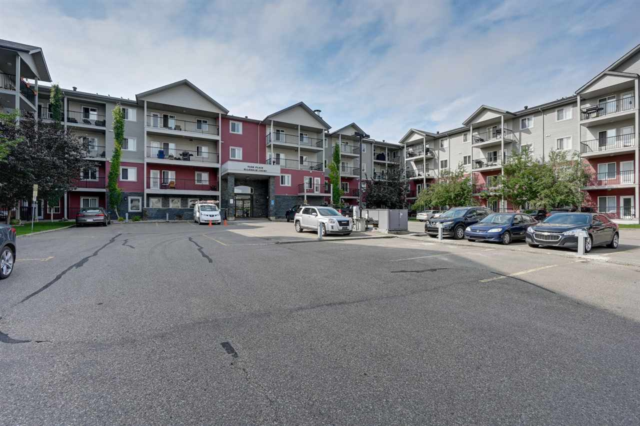 Main Photo: 427 111 EDWARDS Drive in Edmonton: Zone 53 Condo for sale : MLS®# E4169524