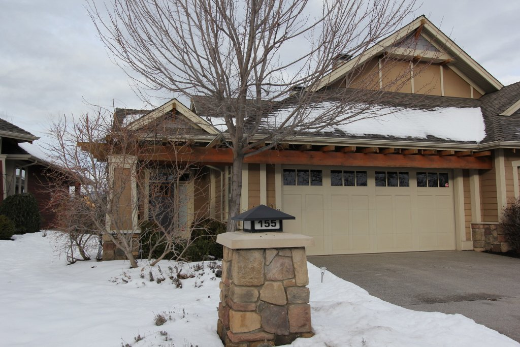 Main Photo: 155 Longspoon Drive in Vernon: Predator Ridge House for sale (North Okanagan)  : MLS®# 10173489