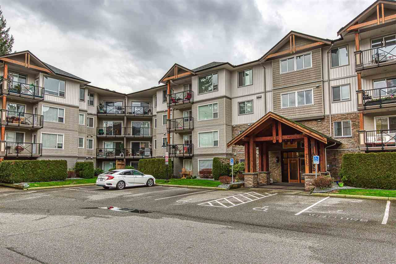 "Main Photo: 217 2955 DIAMOND Crescent in Abbotsford: Abbotsford West Condo for sale in ""Westwood"" : MLS®# R2427785"
