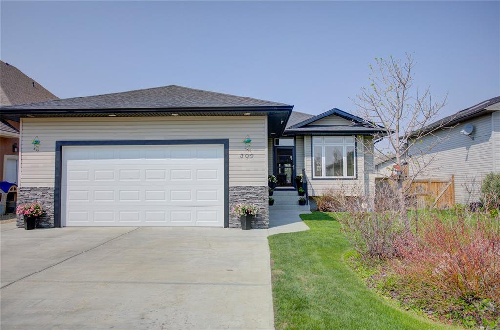 Main Photo: 309 Sunset Heights: Crossfield Detached for sale : MLS®# C4299200