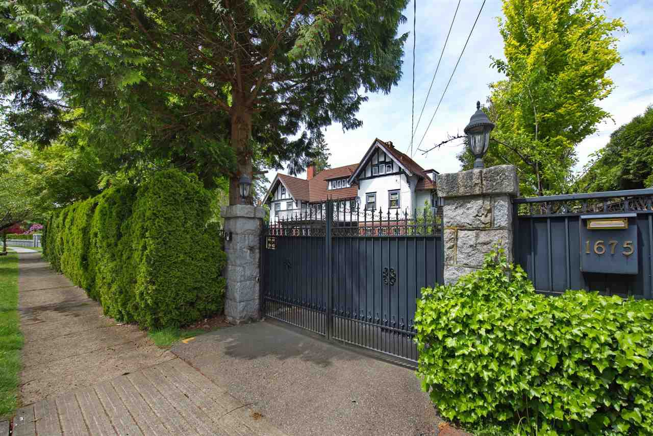 """Main Photo: 1675 ANGUS Drive in Vancouver: Shaughnessy House for sale in """"First Shaughnessy"""" (Vancouver West)  : MLS®# R2516492"""