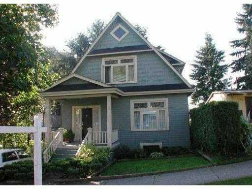 Main Photo: 344 ALBERTA Street in New Westminster: Sapperton House for sale : MLS®# V793190