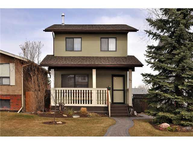 Main Photo: 87 SHAWCLIFFE Green SW in CALGARY: Shawnessy Residential Detached Single Family for sale (Calgary)  : MLS®# C3421802
