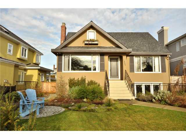 "Main Photo: 2325 W 21ST Avenue in Vancouver: Arbutus House for sale in ""Arbutus"" (Vancouver West)  : MLS®# V866415"