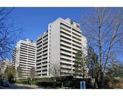 "Main Photo: 1105 4134 MAYWOOD Street in Burnaby: Metrotown Condo for sale in ""PARK AVENUE TOWERS"" (Burnaby South)  : MLS®# V751495"