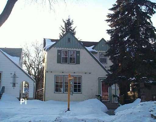 Main Photo: 271 BOREBANK Street in WINNIPEG: River Heights / Tuxedo / Linden Woods Single Family Detached for sale (South Winnipeg)  : MLS®# 2603211