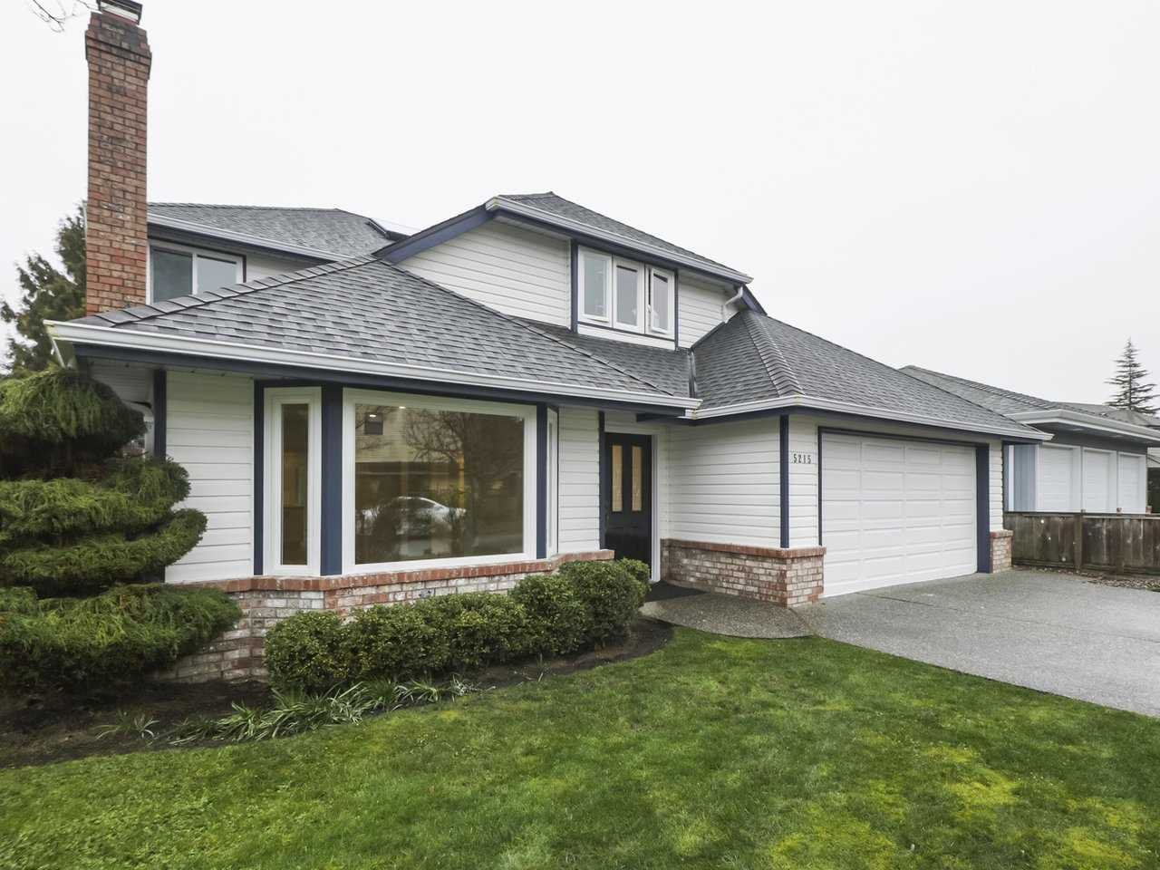 Main Photo: 5215 BENTLEY Crescent in Delta: Hawthorne House for sale (Ladner)  : MLS®# R2442554