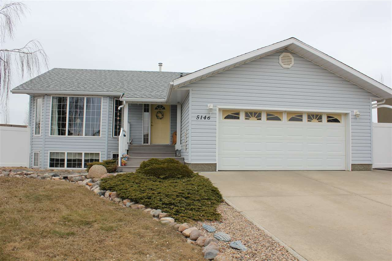 Main Photo: 5146 59 Avenue: Elk Point House for sale : MLS®# E4195131
