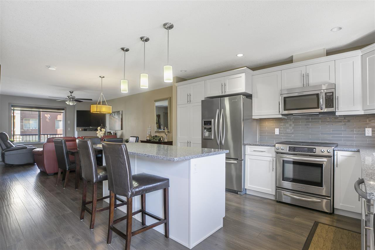 Main Photo: 706 401 PALISADES Way: Sherwood Park Townhouse for sale : MLS®# E4208490