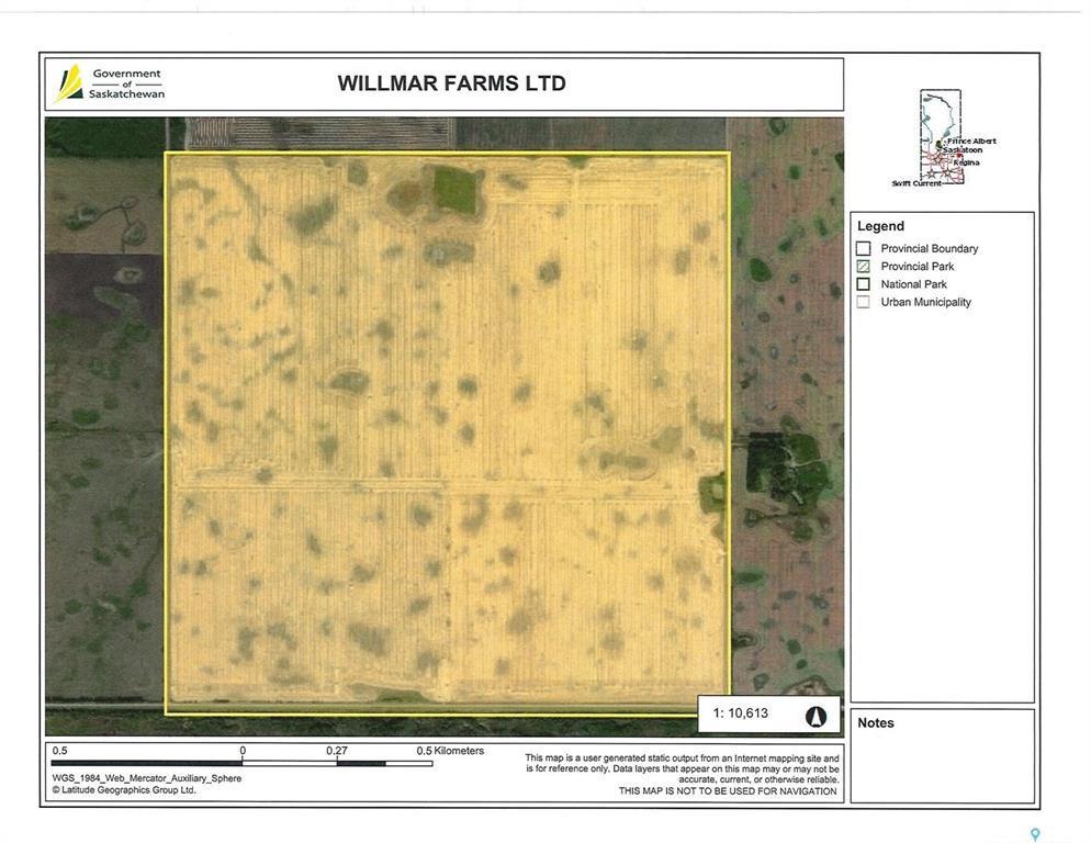 Main Photo: Willmar Farm in Hudson Bay: Farm for sale (Hudson Bay Rm No. 394)  : MLS®# SK833788