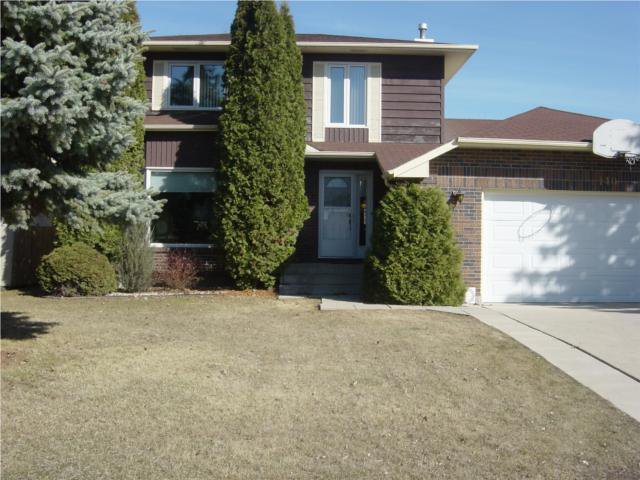 Main Photo: 140 Kirkbridge Drive in WINNIPEG: Fort Garry / Whyte Ridge / St Norbert Residential for sale (South Winnipeg)  : MLS®# 1005829