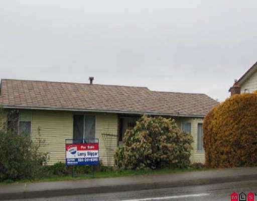 """Main Photo: 2041 MCMILLAN RD in Abbotsford: Abbotsford East House for sale in """"EAST ABBOTSFORD"""" : MLS®# F2605149"""