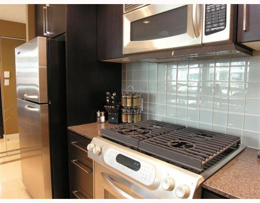 """Photo 3: Photos: 506 633 KINGHORNE MEWS BB in Vancouver: False Creek North Condo for sale in """"ICON-II"""" (Vancouver West)  : MLS®# V721664"""